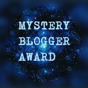 Mystery Blogger Award / Book Tag