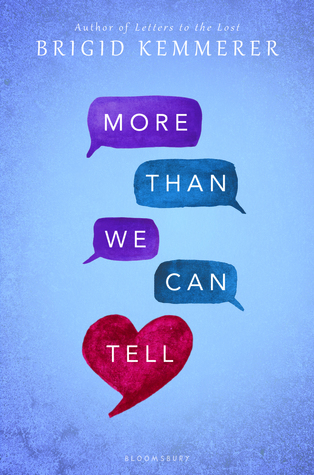 Review: More Than We CanTell