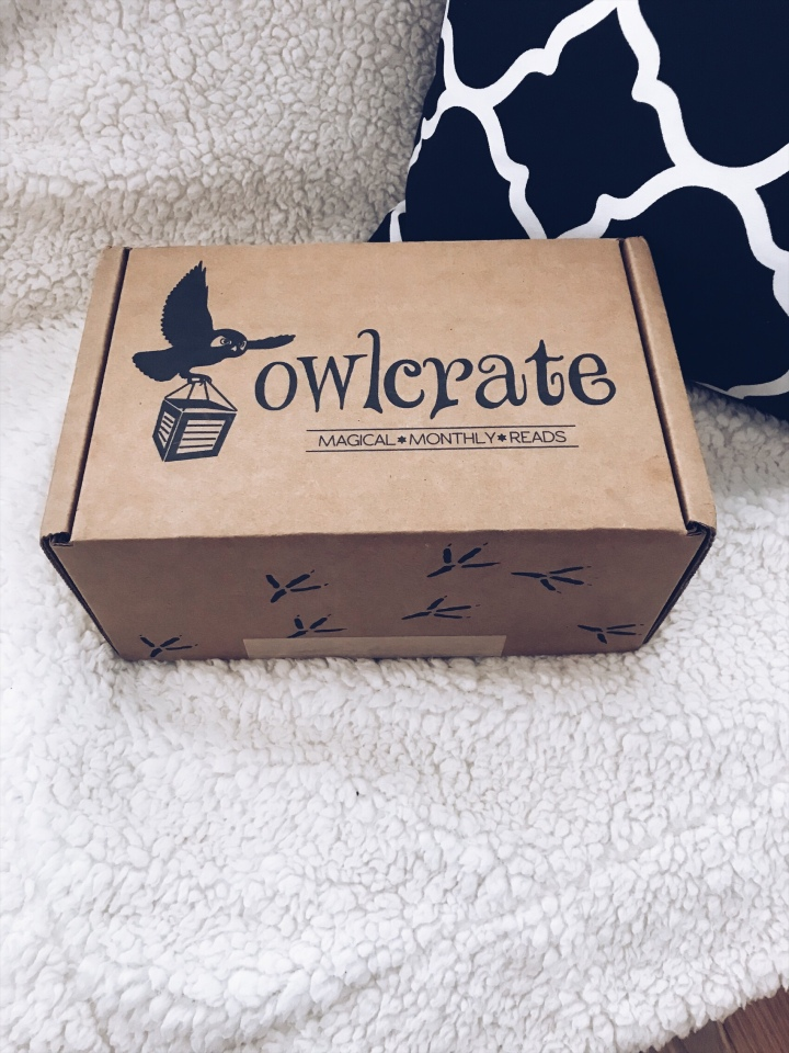 Unboxing: April Owlcrate