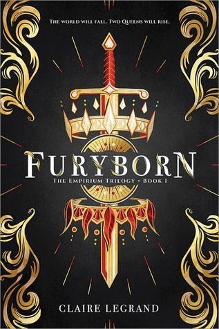 ARC Review: Furyborn
