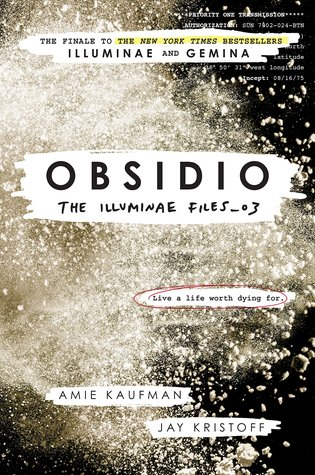 Review: Obsidio (The Iluminae Files #3)