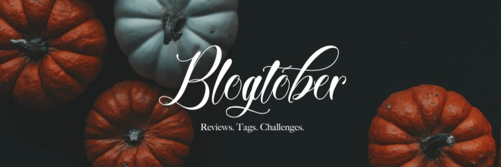 Blogtober: Halloween Creatures Book Tag