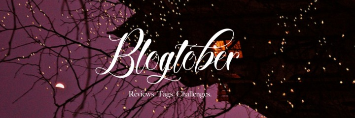 Blogtober – WWW Wednesday