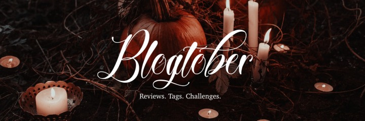 "Blogtober: Spooky ""Would You Rather"" Book Tag"