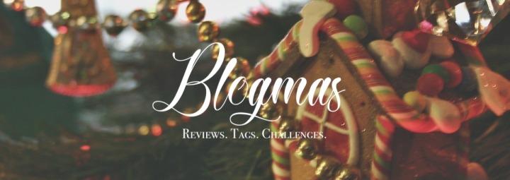 Blogmas – Book Challenge –M