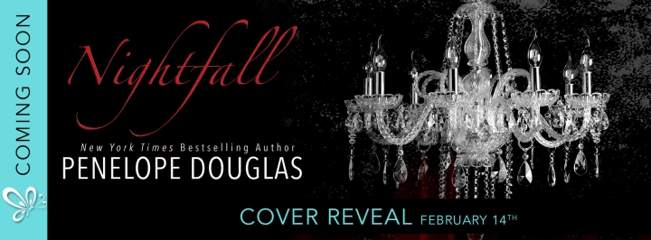 Cover Reveal | Nightfall by Penelope Douglas