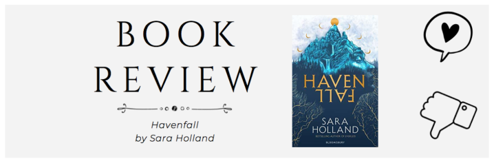 ARC Review | Havenfall by Sara Holland