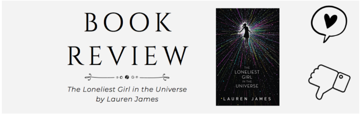 Review: The Loneliest Girl in the Universe