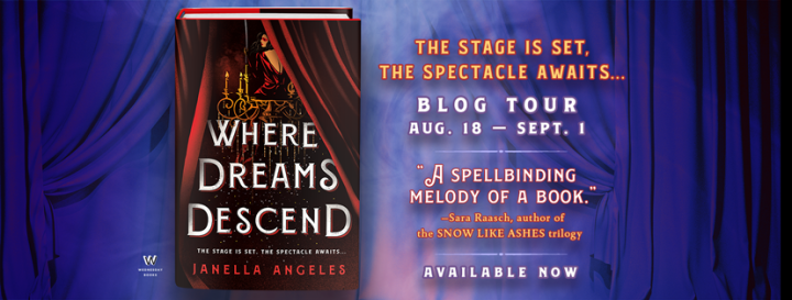 Blog Tour | ARC Review: Where Dreams Descend