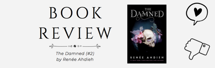 Review: The Damned (The Beautiful#2)