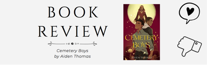 Review: Cemetery Boys