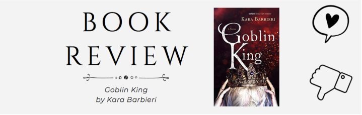 Review: Goblin King (Permafrost #2)